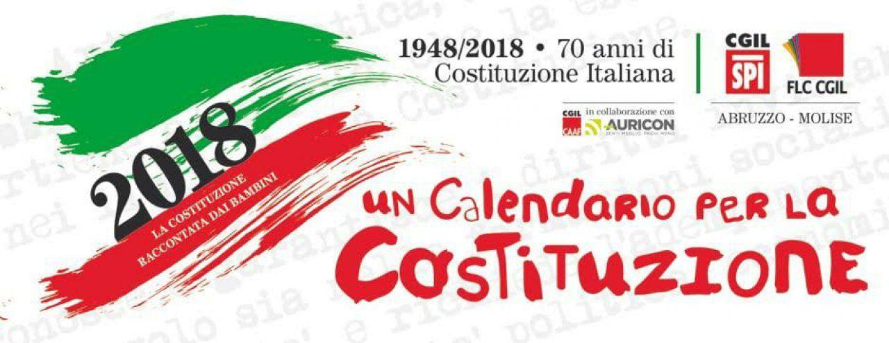 Giovanna D Anna Calendario.1948 2018 La Costituzione Raccontata Dai Bambini In Un