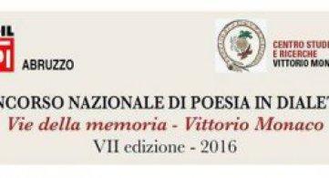 Selezionati i finalisti del Premio Vie della Memoria - Vittorio Monaco