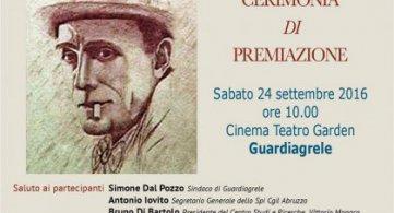 Cerimonia di premiazione Concorso nazionale di poesia in dialetto Vie della memoria - Vittorio Monaco: settima edizione