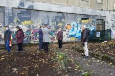 Donazione Spi Cgil: a L'Aquila posa prima pietra recupero ex asilo occupato