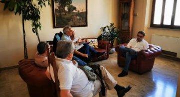 Spi Cgil Fnp Cisl Uilp Uil incontrano Anci Abruzzo