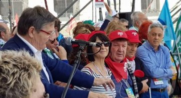 Pensionati inascoltati, il 16 novembre manifestazione al Circo Massimo