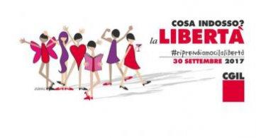 L'Aquila 30 settembre Contro violenza su donne 'Riprendiamoci la libertà!'