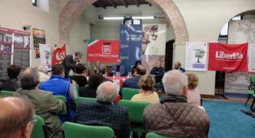 Festa LiberEtà Lega Spi Cgil Medio Molise, Gambatesa (CB): dal Borgo all'Europa
