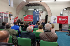 Festa LiberEtà Lega Spi Cgil Medio Molise, Gambatesa (IS): dal Borgo all'Europa