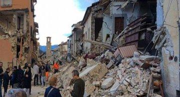 La terra trema ancora. Questa volta nel cuore dell'Italia. Mobilitati i sindacati abruzzesi
