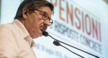 Roma 10 luglio 2018 Cgil: pensioni, adesso risposte concrete