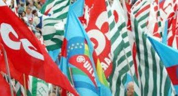 """""""La Regione Molise rifiuta il confronto"""": i pensionati Cgil Cisl Uil protestano"""