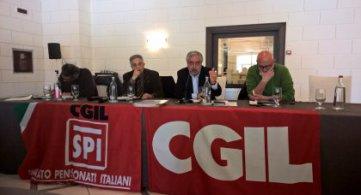 1 marzo 2017 Seminario Cgil e Spi Cgil Abruzzo e molise