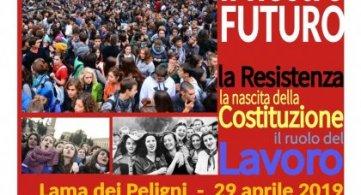 La nostra storia, il nostro futuro. 100 anni Cgil Chieti
