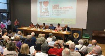 L'Aquila. Insieme. Lo Spi CGIL di Torino racconta la Festa agli iscritti