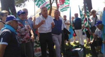 Sanità in Abruzzo: la mobilitazione arriva all'emiciclo