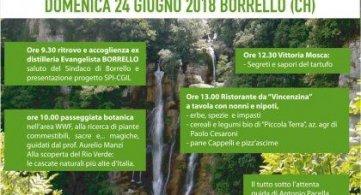 Borrello (CH) 24 giugno 2018 La via delle Erbe e delle Spezie
