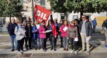 No al ddl Pillon in piazza anche a Campobasso