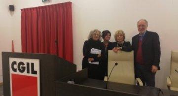 Marilia Di Paolo eletta Coordinatrice Donne Spi