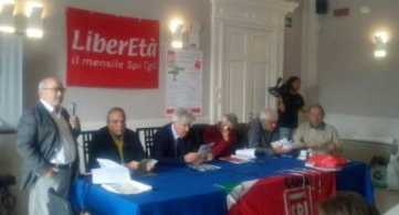 Festa LiberEtà Lega Spi Basso Molise: S.O.S Salute tra emergenze e opportunità