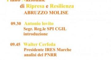 Piano Nazionale Ripresa e Resilienza: seminario