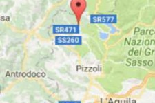 Terremoto in Alto Aterno: incubo sotto la neve