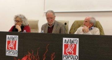L'Aquila 29 novembre 2019: riunione del Comitato Direttivo Spi Cgil provinciale