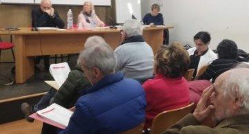 L'Assemblea generale elegge la Segreteria Spi Cgil Abruzzo Molise