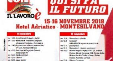 Primo Congresso Spi Cgil Abruzzo Molise