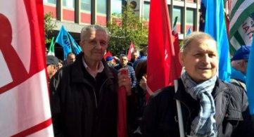 Carlo Cocco, sindacalista di passione e carisma, ci ha lasciati!
