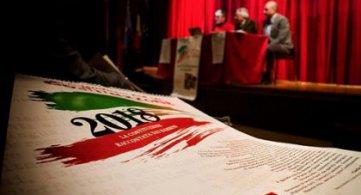 Campobasso 18 gennaio: evento di presentazione del Calendario per la Costituzione