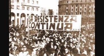 L'Aquila 12 febbraio 2018: Assemblea antifascista contro violenza e intolleranza