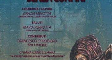 Campobasso 20 novembre 2018 Donne vittime di violenza senza confini