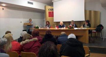 16 febbraio 2017 Il Coordinamento Donne Spi Abruzzo e Molise dopo Verona